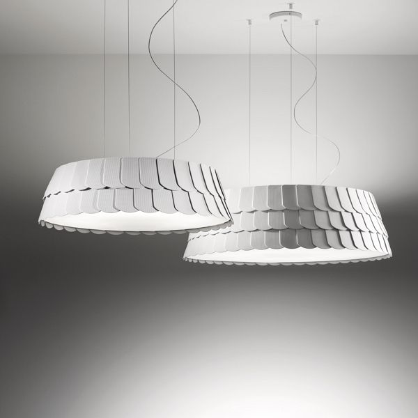 Roofer F12 A07 pendant light designed by Benjamin Hubert