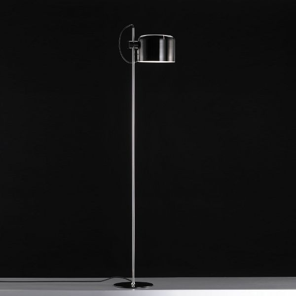 Coupé floor lamp ,black