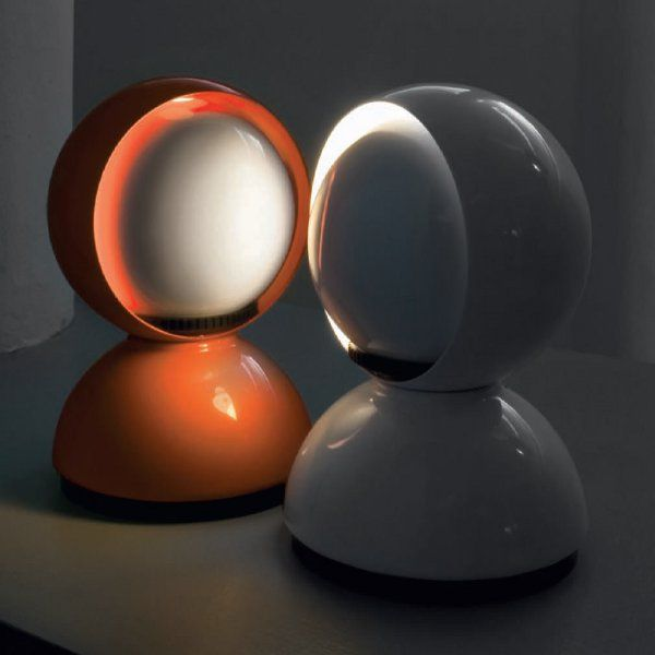 Eclisse table lights