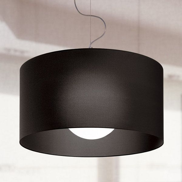 FOG 50 SO Pendant light, black