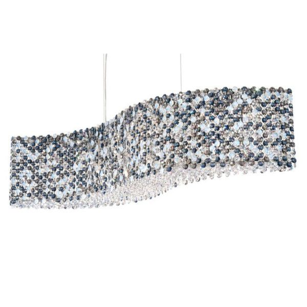 Refrax RE3214 chandelier with swarovski crystals