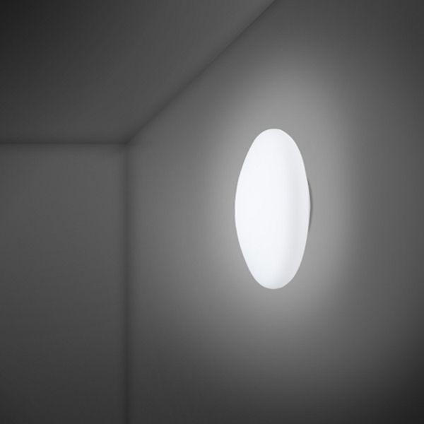 Lumi F07 G09 White Wall/Ceiling Light
