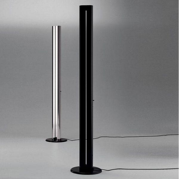 Megaron Terra LED Floor lamp, black