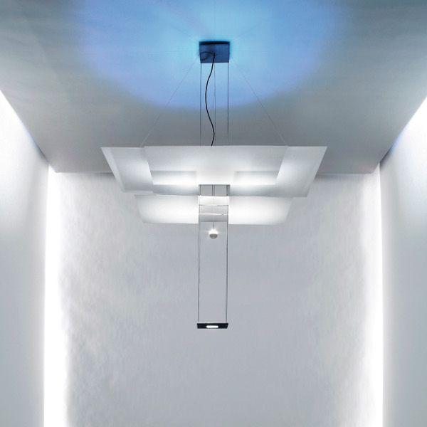 Oh Mei Ma Pendant light, white