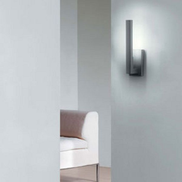 The Metric wall sconce