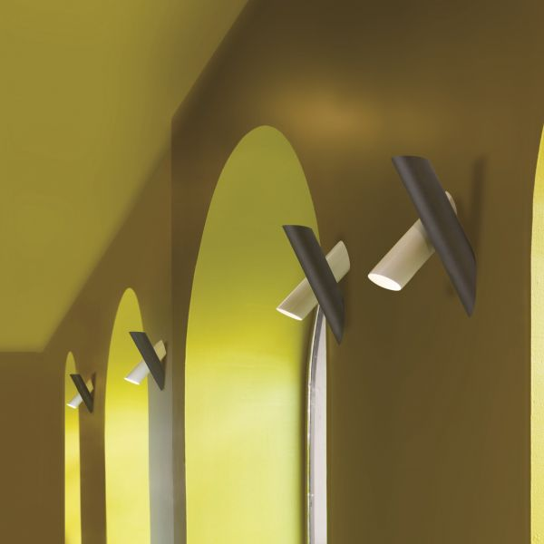 2 Tubes Wall Light