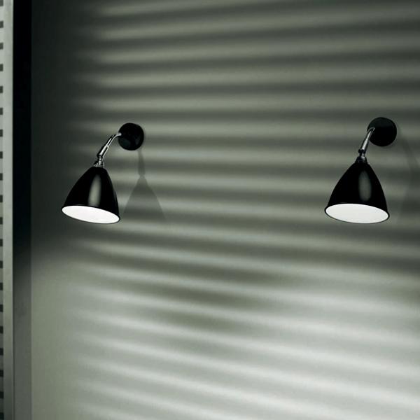 BL 7 Wall light sample setting