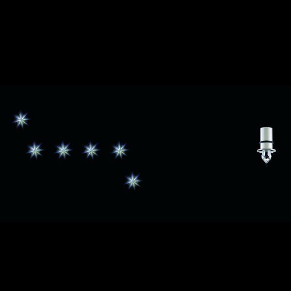 Anima 6 Sterne Recessed Light