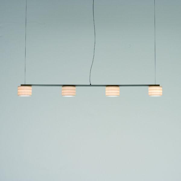 Tjao Zip 4 Suspension Lamp