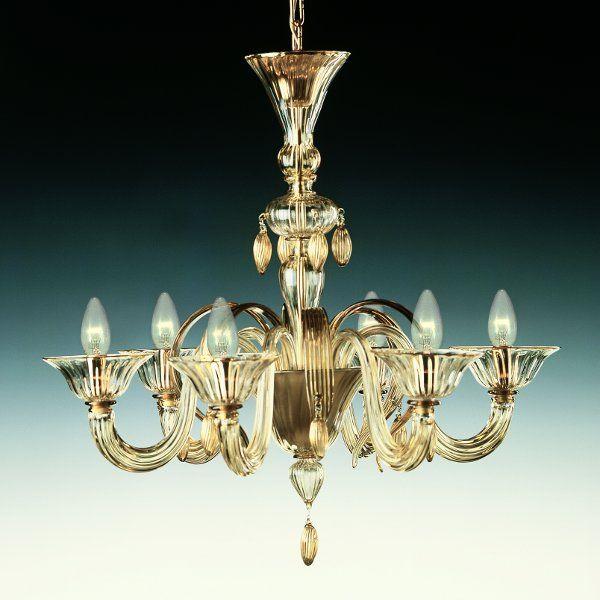 The 7096 K6 chandelier