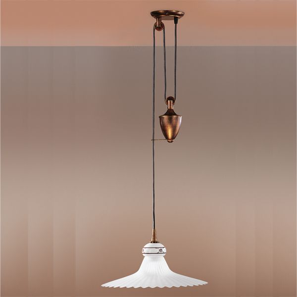 MAMI Adjustable Bell Shaped Suspension Light