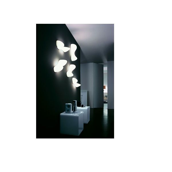 Blob S Wall sconce