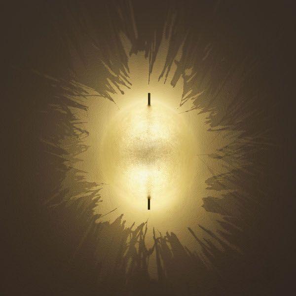 PK LED Parete 21 gold