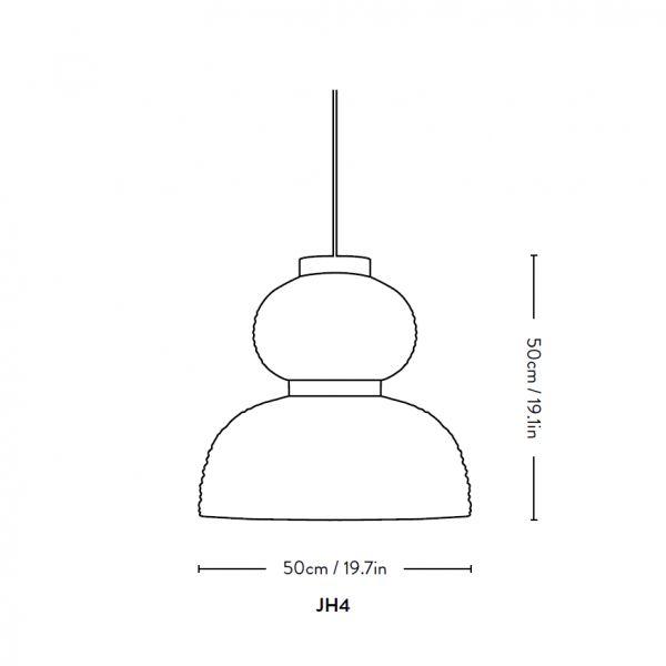 Formakami JH4 pendant light