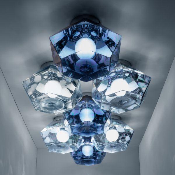 Cut Ceiling Light