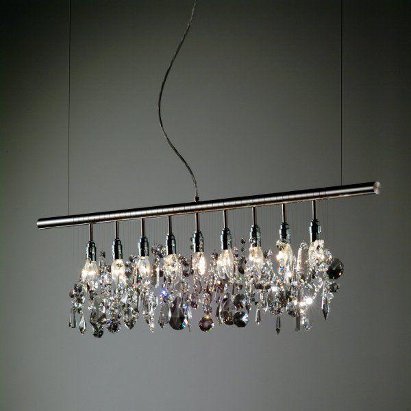 Cellula suspension lamp
