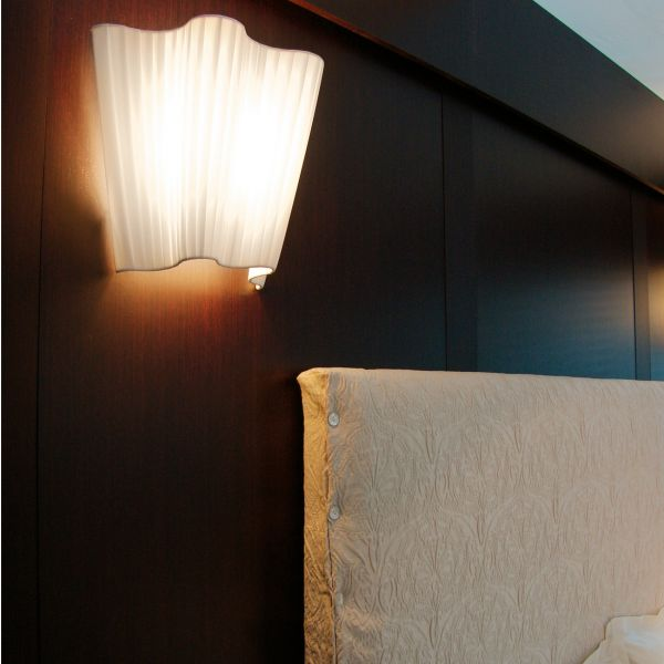 Formosa Wall Light, white