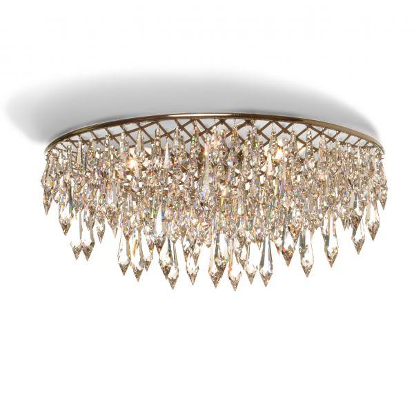 Crystal Rain Ceiling light