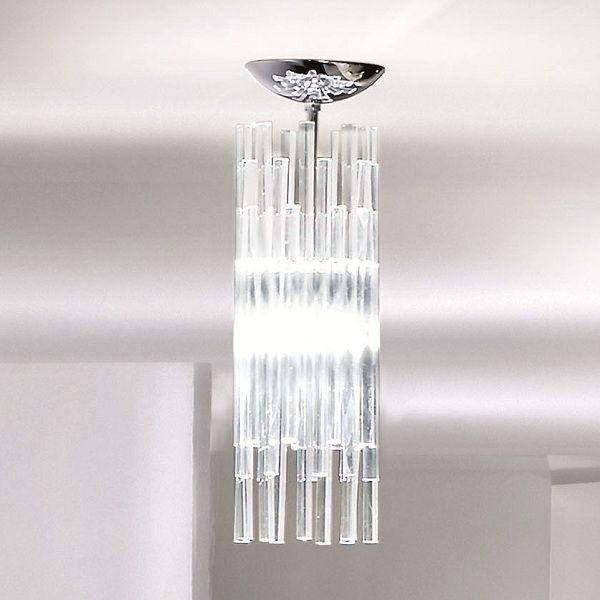 Diadema FA Ceiling fixture, crystal