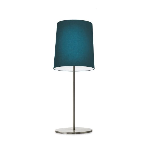 Romeo small Table Light nickel / cotton