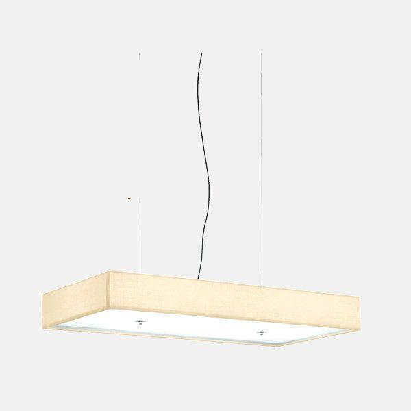 Rettangolo Slim Pendant Light 100x50