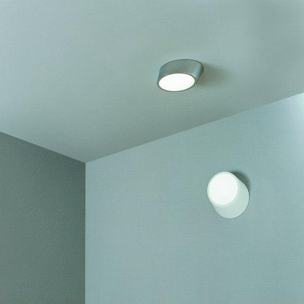 wall lamp OpenEye mounted indoors