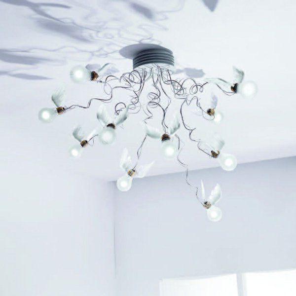 Birdies Nest Ceiling fixture