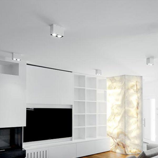 Light Box Soft ceiling light