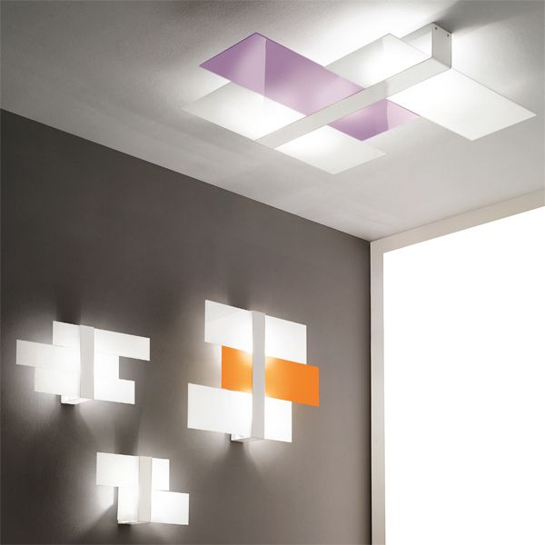 New TRIAD Ceiling/Wall Light