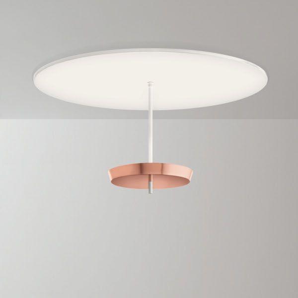 Ombrella D60 Ceiling light copper