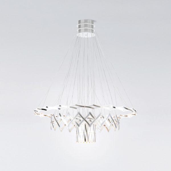 Image correlate Zoom 3 Elements LED pendant light