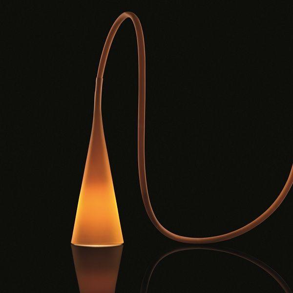 Uto Table light, orange
