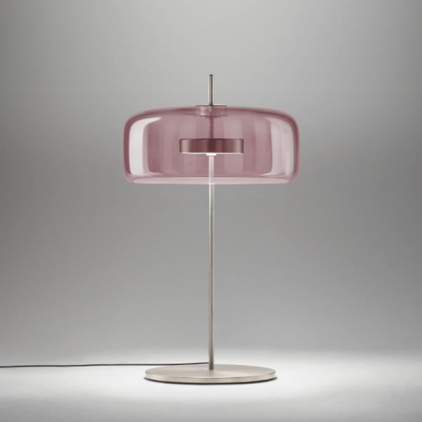 Jube LT G Table lamp (amethyst, steel)