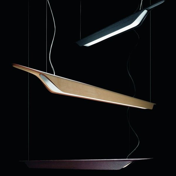 Troag pendant light brown and black combined