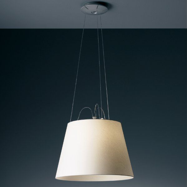 The Tolomeo Mega 42/52 sospensione pendant light