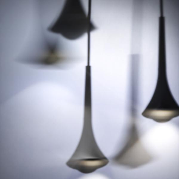 Studio Italia Design Rain Cluster 5 Lights Round Pendant