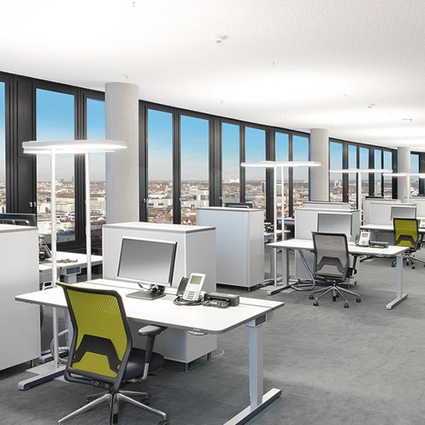 Beau Office Air LED Floor Lamp
