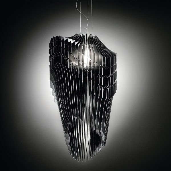 Avia Pendant Light black light