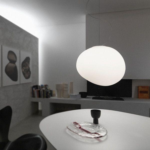 Gregg grande  Pendant light, example in living area