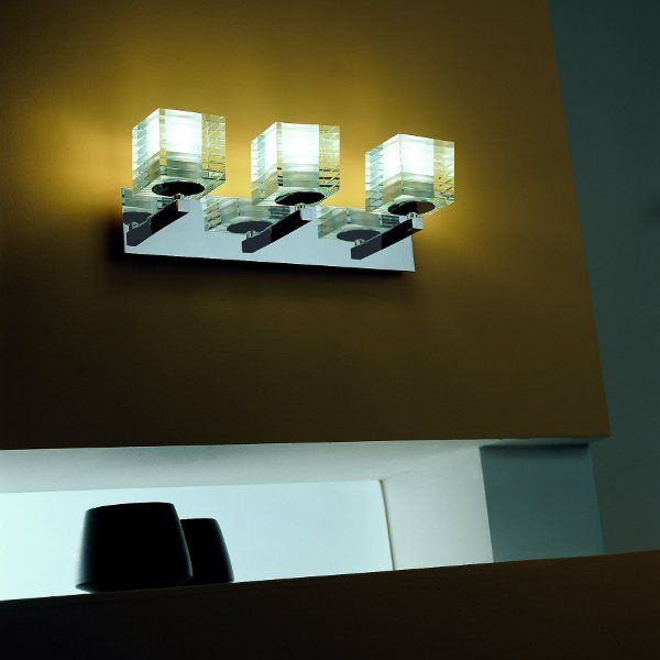 Accommodation example of the Otto x Otto A3 wall sconce