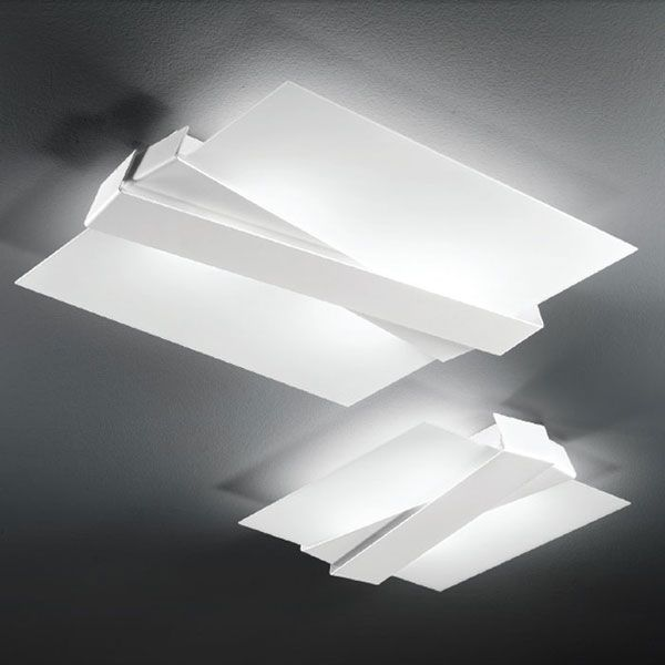 Zig Zag Ceiling Lamp