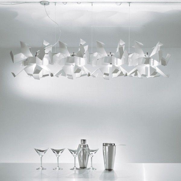 Glow Sospensione 4 pendant light