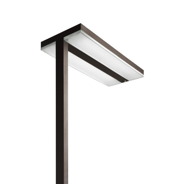 Chocolate T16 Floor lamp mocca