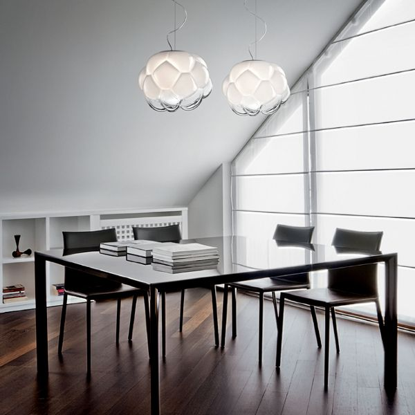 Cloudy Pendant Light