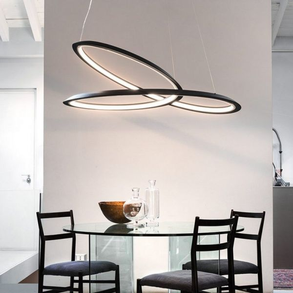 Kepler pendant light downlight