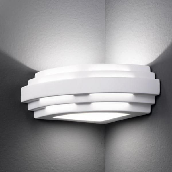 Stiegel Corner wall lamp