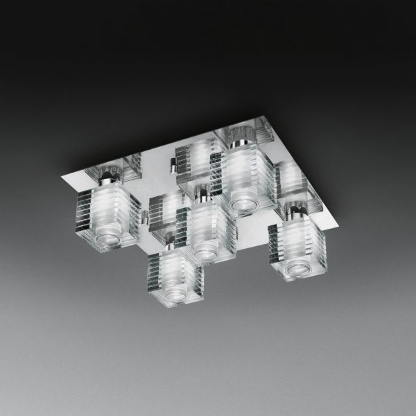 The Otto x Otto P5 ceiling light in detail