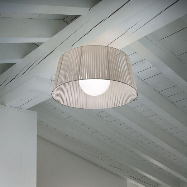 Ribbon 60 PL Ceiling lights, ivory