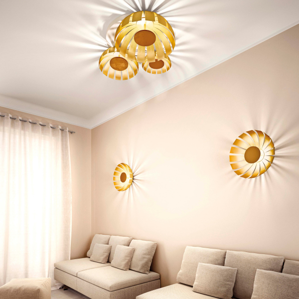Loto Wall/Ceiling Light