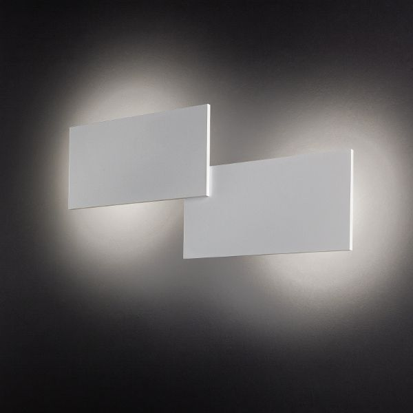 Puzzle Double Rectangle Ceiling/Wall light